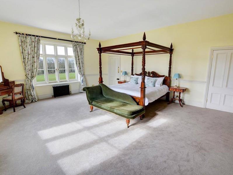 Bessingham Manor Bedroom