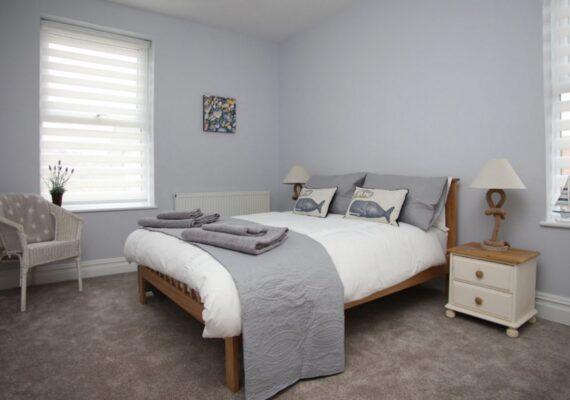 Pebble House Double bedroom
